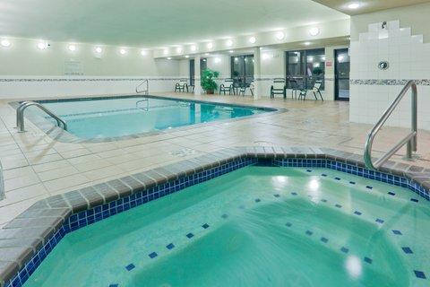 Holiday Inn Express BILLINGS - Swimming Pool