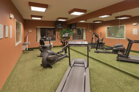 Holiday Inn Express BILLINGS - Fitness Center