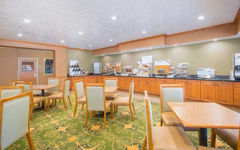 Holiday Inn Express BILLINGS - Breakfast Area