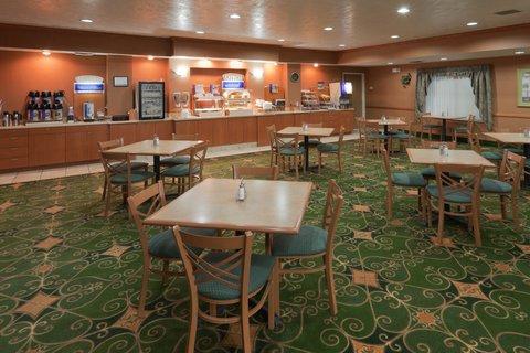 Holiday Inn Express BILLINGS - Breakfast Bar