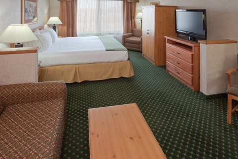 Holiday Inn Express BILLINGS - Suite