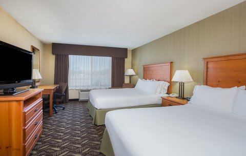 Holiday Inn Express BILLINGS - Two Queen Guest Room