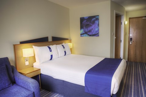 Holiday Inn Glasgow City Centre Theatreland Hotel - Double Bed Guest Room