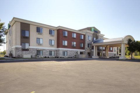 Holiday Inn Express BILLINGS - Hotel Exterior