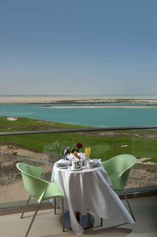 فندق كراون بلازا أبوظبي, جزيرة ياس  - View from Room