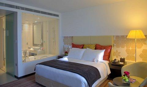 فندق كراون بلازا أبوظبي, جزيرة ياس  - Superior Room
