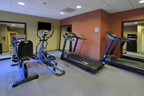 Holiday Inn Express AUGUSTA EAST - Fitness Center