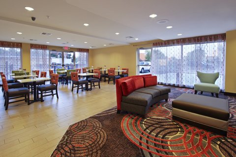 Holiday Inn Express AUGUSTA EAST - Lobby Lounge