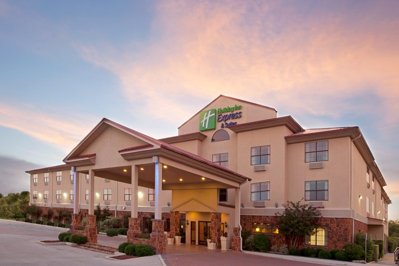 HOLIDAY INN EXP STES KERRVILLE