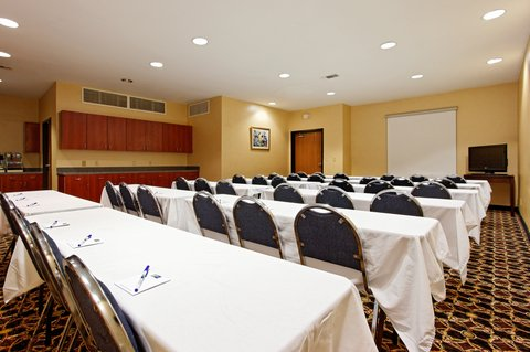 Holiday Inn Express CROCKETT - Meeting Room