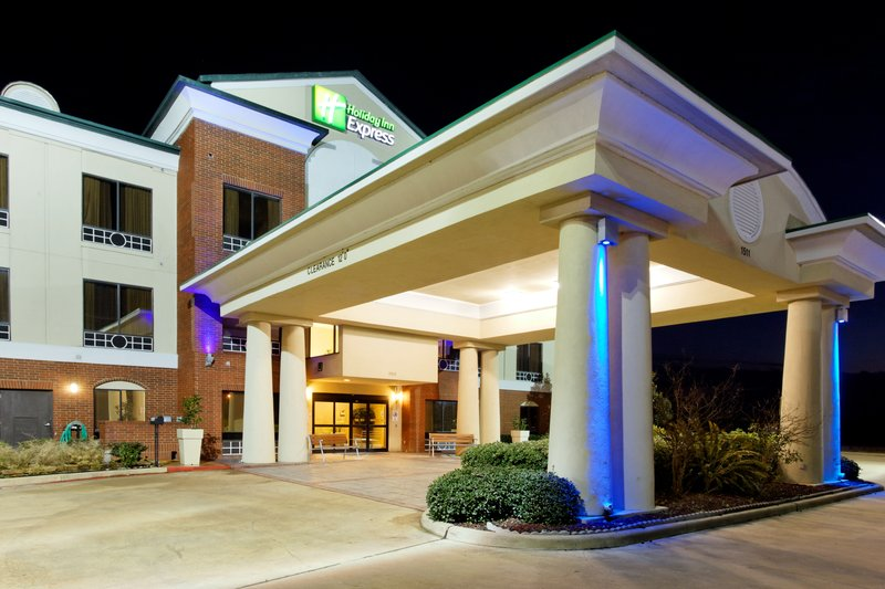 Holiday Inn Express CROCKETT - Crockett, TX