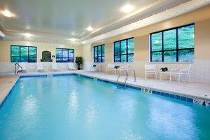 Pool - Holiday Inn Express Hotel & Suites Dayton