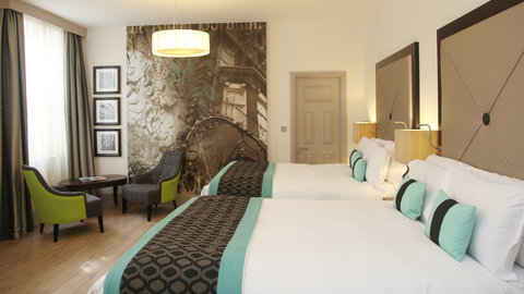 Hotel Indigo LONDON KENSINGTON - EARL'S CT - Twin Superior Room Oversized - Double Double