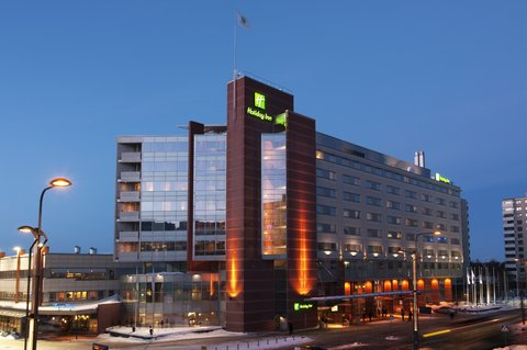 赫尔辛基假日酒店 - Welcome to Holiday Inn Helsinki - Messukeskus