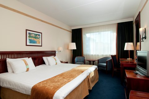 赫尔辛基假日酒店 - Executive Rooms are located on the top floor of the hotel