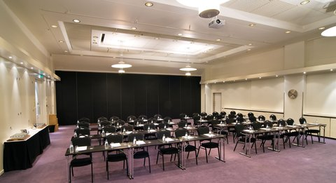 Crowne Plaza HELSINKI - Our Meeting Rooms 1-5 are multi-funtional and can also be combined