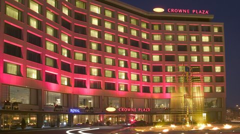 Crowne Plaza HELSINKI - Welcome to Helsinki and our hotel  we wish you a pleasant stay
