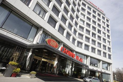 Crowne Plaza HELSINKI - Hotel Exterior