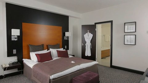 Crowne Plaza HELSINKI - Crowne Suite  with 80 m2  offers a beautiful view over Helsinki