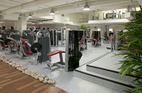 Crowne Plaza HELSINKI - Over 60 exercise equipment ensure your training is perfect
