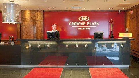 Crowne Plaza HELSINKI - Welcome to Crowne Plaza Helsinki