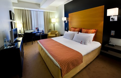 Crowne Plaza HELSINKI - Our Standard Guest Rooms offer you exclusive sleeping experience