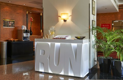 Crowne Plaza HELSINKI - The Energy Station is located at our Lobby  get map for a run