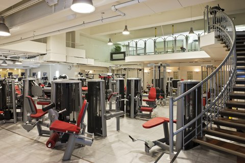 Crowne Plaza HELSINKI - Our State-of-the-art Health Club is waiting for you