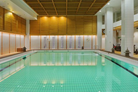 Crowne Plaza HELSINKI - Use of pool and cold water pool are free of charge for our guests