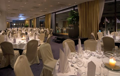 Crowne Plaza HELSINKI - The Ballroom Royal Sali can serve events up to 600 persons