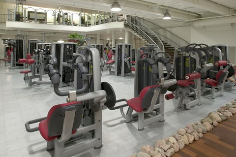 Crowne Plaza HELSINKI - Use of our top-class gym is free of charge to hotel s guests
