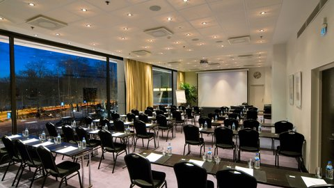 Crowne Plaza HELSINKI - Large windows give day light in most of our Meeting rooms