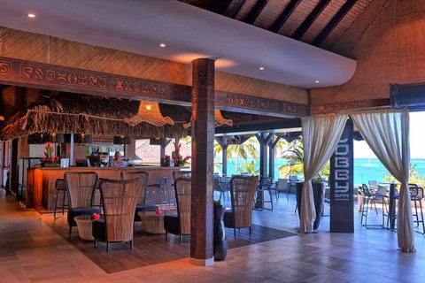 Intercontinental Resort Tahiti - Lobby Bar Terrace