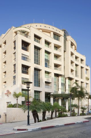 Crowne Plaza HAIFA - Hotel Exterior day time