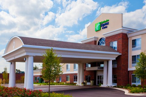 Holiday Inn Express & Suites LAKE ZURICH-BARRINGTON - Hotel Exterior