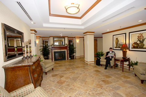 Holiday Inn Express & Suites LAKE ZURICH-BARRINGTON - Reception