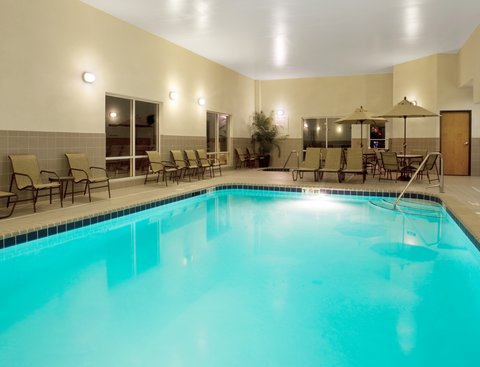 Holiday Inn Express & Suites LAKE ZURICH-BARRINGTON - Swimming Pool