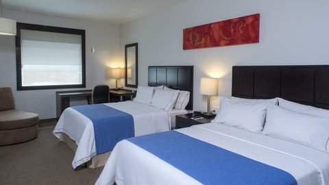 Holiday Inn Express GUADALAJARA ITESO - Double Bed Guest Room