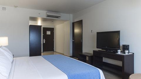 Holiday Inn Express GUADALAJARA ITESO - Single Bed Guest Room