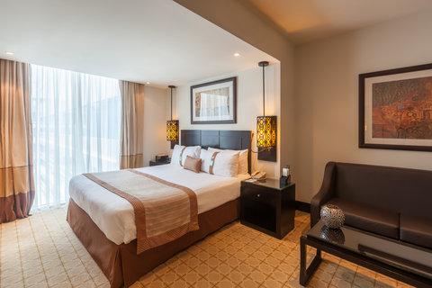 فندق هوليدي ان البرشا - Stay relaxed in our comfortable rooms