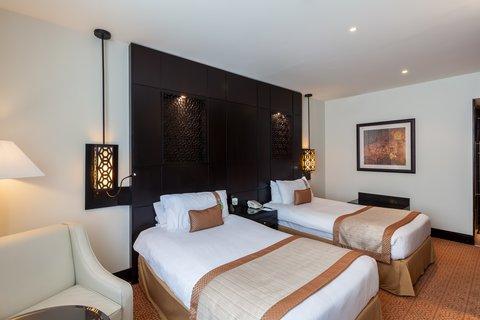 فندق هوليدي ان البرشا - Relaxing twin bed Deluxe Room