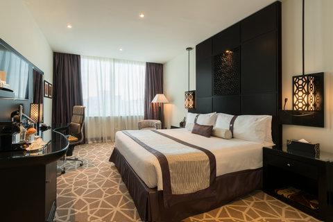 فندق هوليدي ان البرشا - Club Deluxe Room