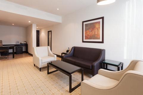 فندق هوليدي ان البرشا - Guest Room