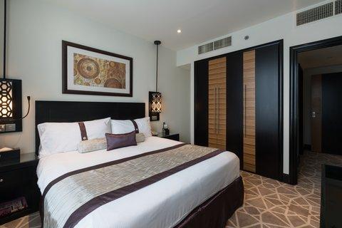 فندق هوليدي ان البرشا - One Bed Room Club Premier Suite Non Smoking