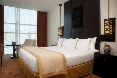 فندق هوليدي ان البرشا - Generous Executive Room at Holiday Inn Dubai - Al Barsha