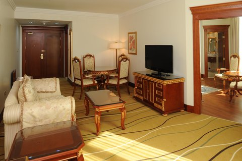 Holiday Inn BUR DUBAI - EMBASSY DISTRICT - Enjoy the luxury of our one bedroom suite