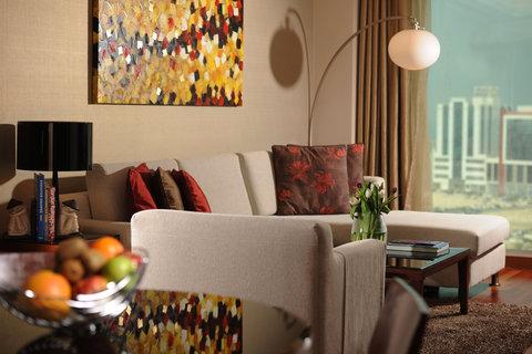 فندق فريزر سويتس سيف البحرين - Living Room