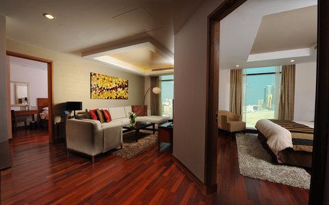 فندق فريزر سويتس سيف البحرين - Two Bedroom Suite
