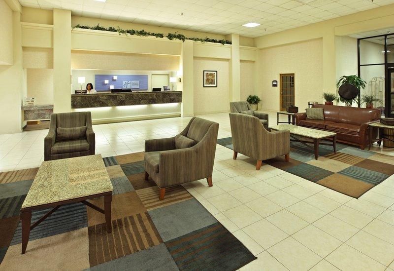Holiday Inn Express LITTLE ROCK-AIRPORT - Little Rock, AR