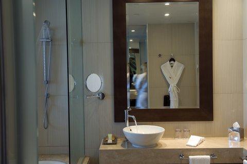 فندق كراون بلازا أبوظبي, جزيرة ياس  - Bathroom Amenities